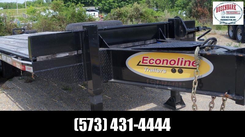 50,000# Econoline 25x102 ECONOLINE PINTLE HOOK