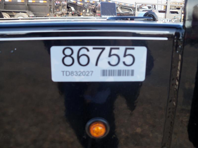 TILT DECK FLATBED BLACK ANGLE TOP TD832027