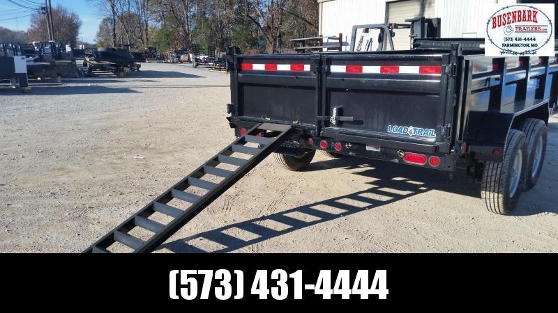 """83"""" X 16' Tandem Axle Dump DT8316072"""
