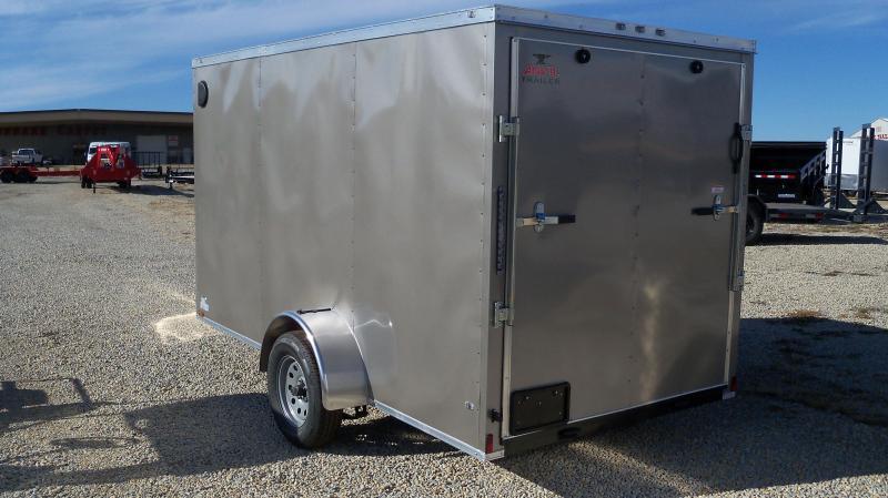 Anvil AT6X12SA Enclosed Cargo Trailer