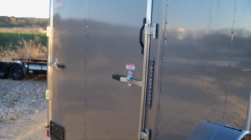 Cargo Express Xlw 6 Wide Single Cargo Cargo / Enclosed Trailer XLW6X10SI2