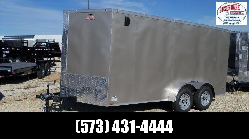 AT7X16TA2 Enclosed Cargo Trailer