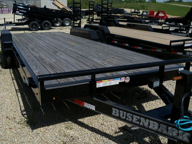 22X083 Lamar Black Equipment Hauler 2' Dove 5' Slide In Ramps H6832227