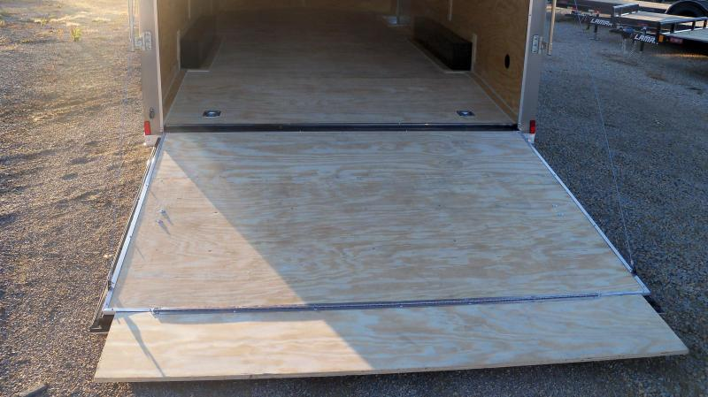 Anvil Charcoal Enclosed Cargo Trailer AT85X24TA3
