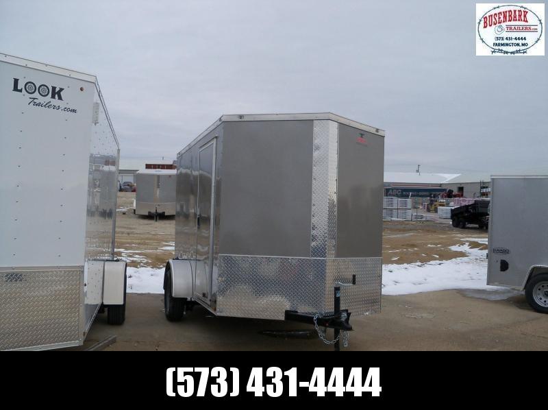 Anvil AT6X10SA Enclosed Cargo Trailer