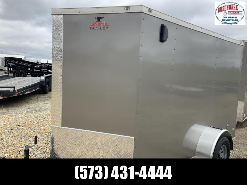 Anvil AT6X10SA Enclosed Cargo Trailer