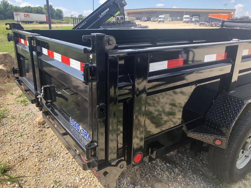 """2019 Load Trail 83"""" X 16' Tandem Axle Dump DT8316072"""