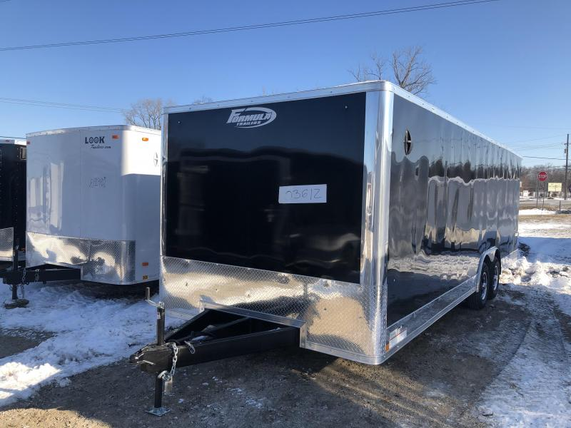 2021 Formula 8.5 x 24 10k Enclosed Cargo Trailer