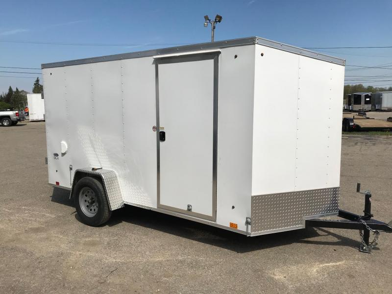 6x12 LOOK DLX w/ Ramp Door