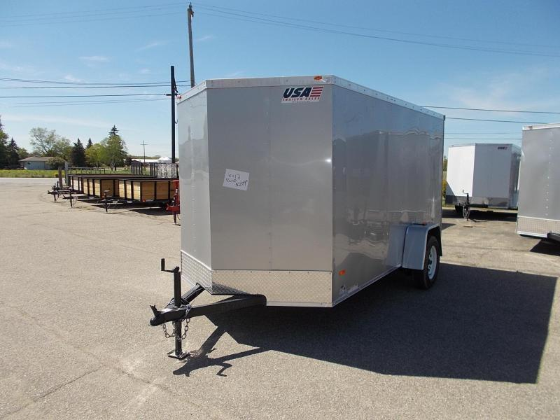 Enclosed Trailer 6X12
