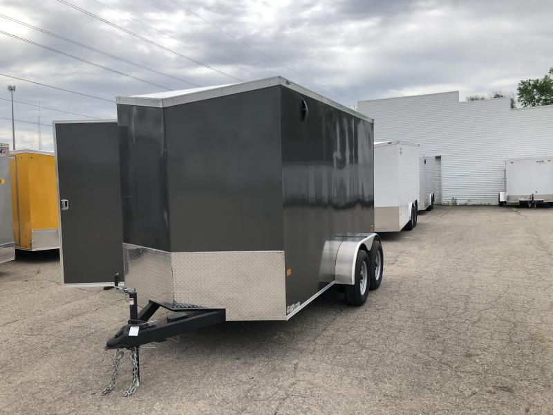 2020 American Hauler 6 x 12 7K Enclosed Cargo Trailer