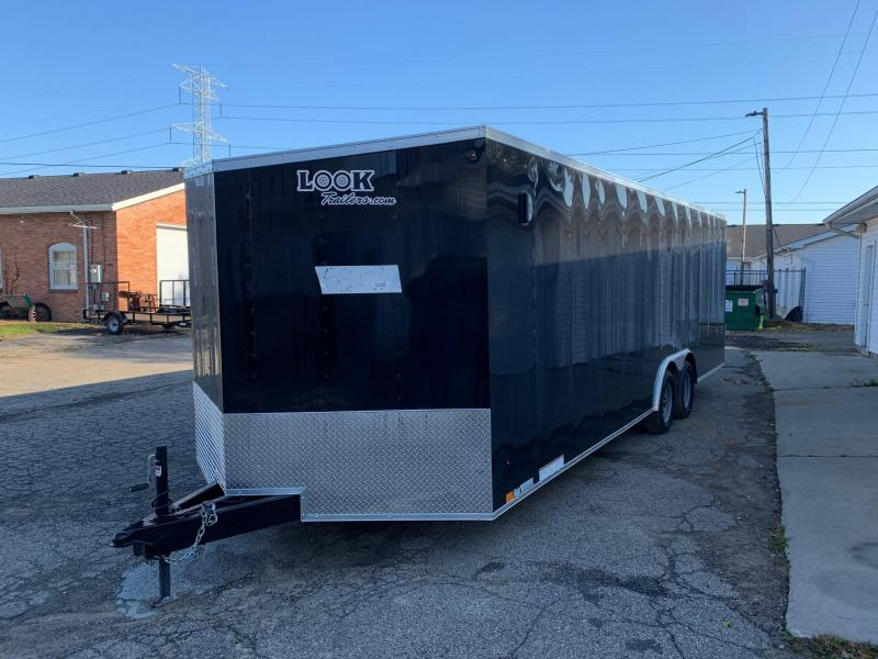 *CLEARANCE* 2020 LOOK DLX 24ft Enclosed Car Hauler 7K