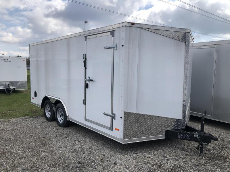 2019 MTI Trailers MWT 8.5x16 7 k Enclosed Cargo Trailer