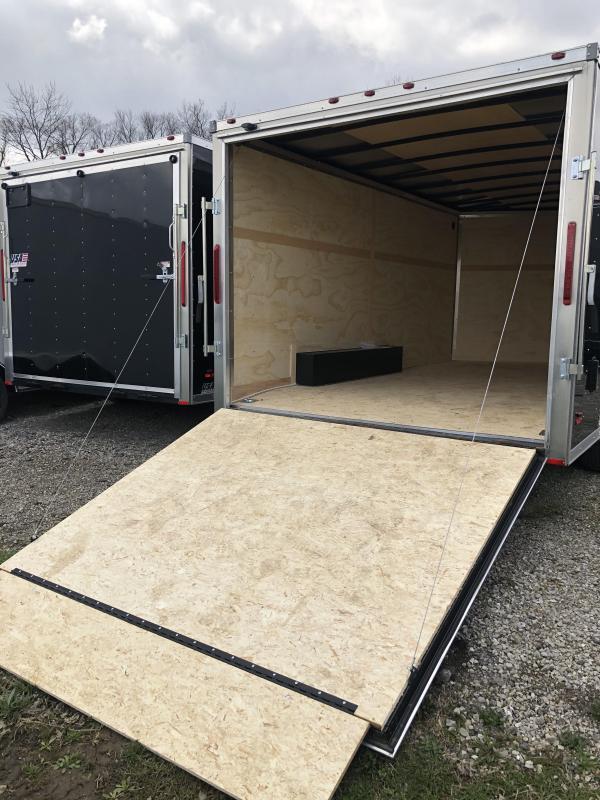 2019 MTI Trailers MWT 8.5x16 7 k Enclosed Cargo Trailer