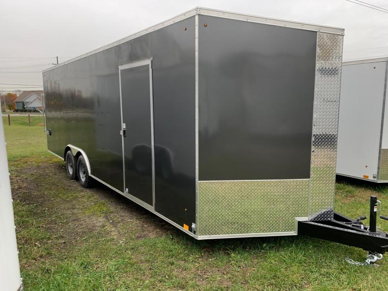 8x24 LOOK Element - 7' Interior - 10,000lb Enclosed Car Hauler