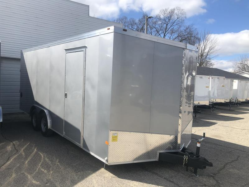 2020 Wells Cargo 8.5 x 20 10k Enclosed Cargo Trailer