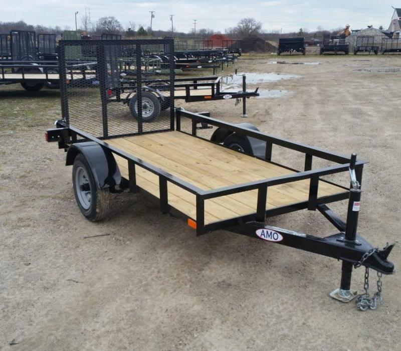 *2018 Model Clearance* 4 x 8 A.M.O. Landscape Light Duty Trailer