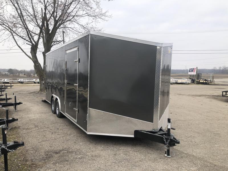 2021 Stealth Trailers Titan 8.5 x 20 7ft interior Enclosed Cargo Trailer