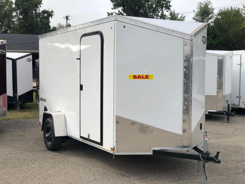 *2019 Model Clearance* Impact Trailers Tremor Enclosed Cargo Trailer w/ Extra 6 in of height