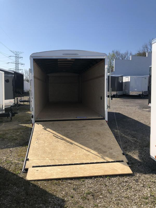 2021 Pace American 7 X 20 10000 GVW Enclosed Cargo Trailer