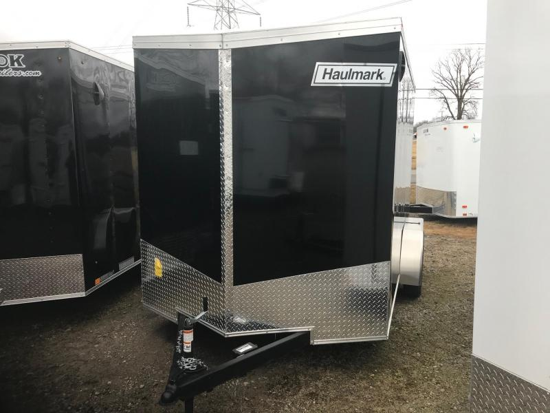 "7x14 Haulmark Transport - 12"" additional height - Screwless Exterior Metal"