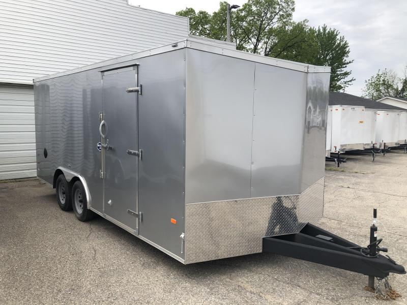 2020 American Hauler 8.5 x 18 Enclosed Cargo Trailer