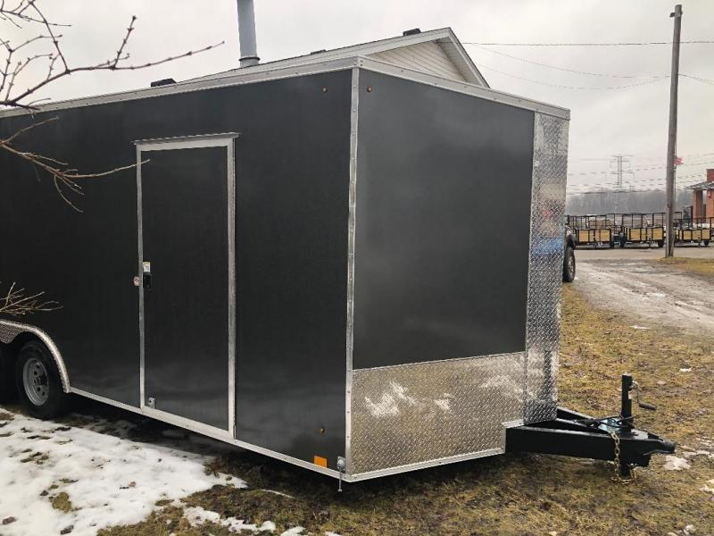 2021 8.5 x 20 10 K Element Enclosed Cargo Trailer with 7ft Interior Height