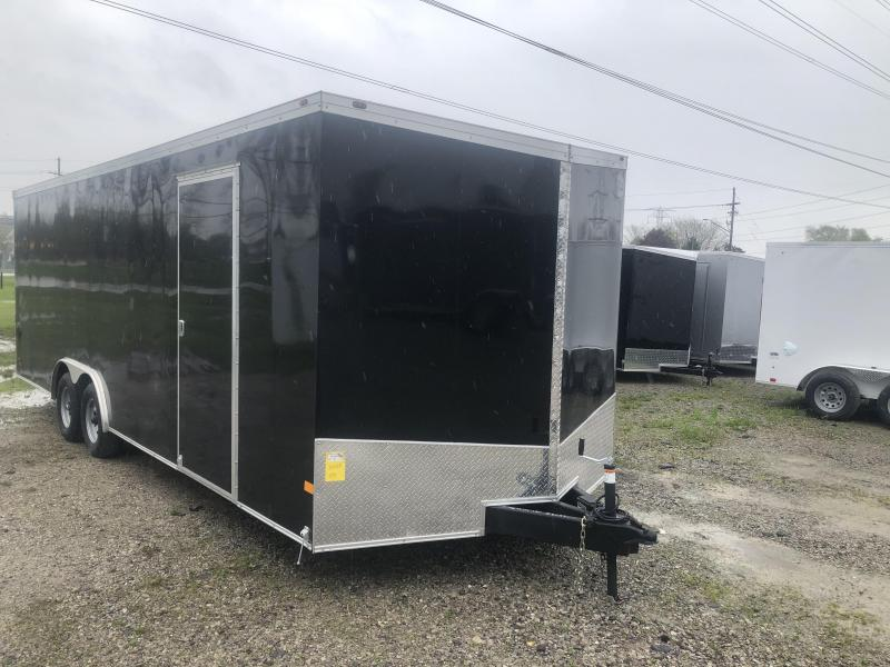 2020 Wells Cargo Road Force 8.5 x 24 ft 10K Enclosed Cargo Trailer