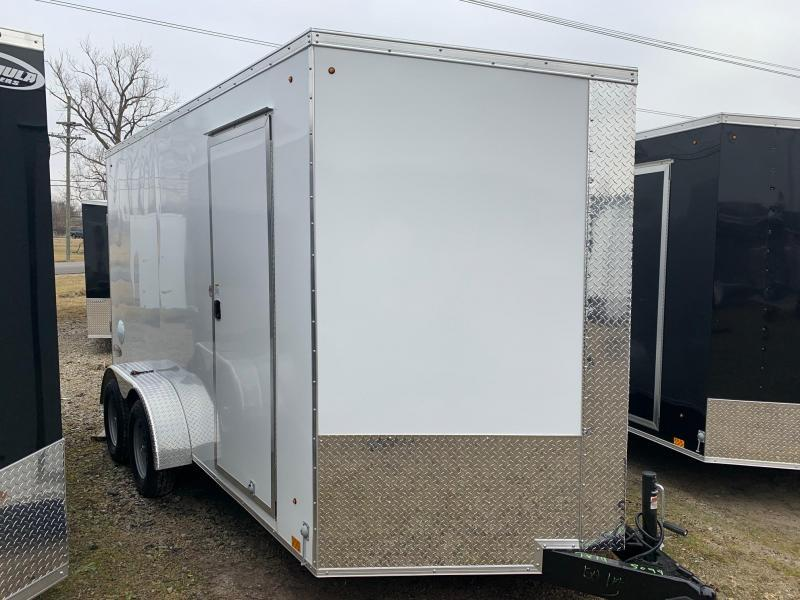 """7x14 LOOK Element - 12"""" additional height - Smooth Exterior - 16"""" on Center Wall"""