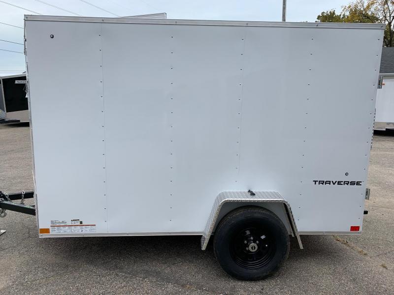 6x10 Formula Model w/ Rear Ramp Door