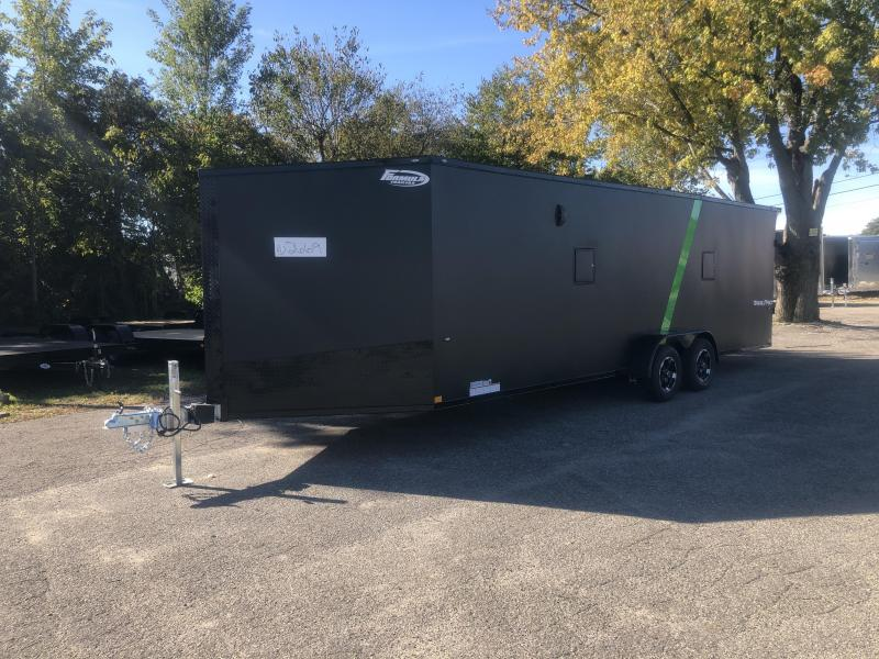 2020 Formula 7 x 29 Snowmobile Trailer