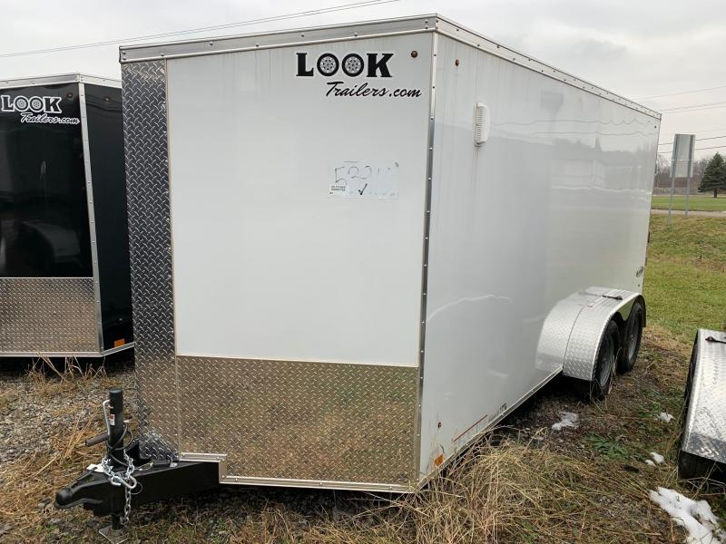 7x16 Look Element 6 6 Usa Trailer Sales 6 Michigan