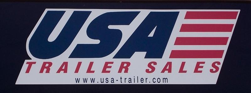 Enclosed 14K HEAVY DUTY LOADING TRAILER! Hydraulic Lift for Scissor Lifts -- PROFESSIONAL GRADE!