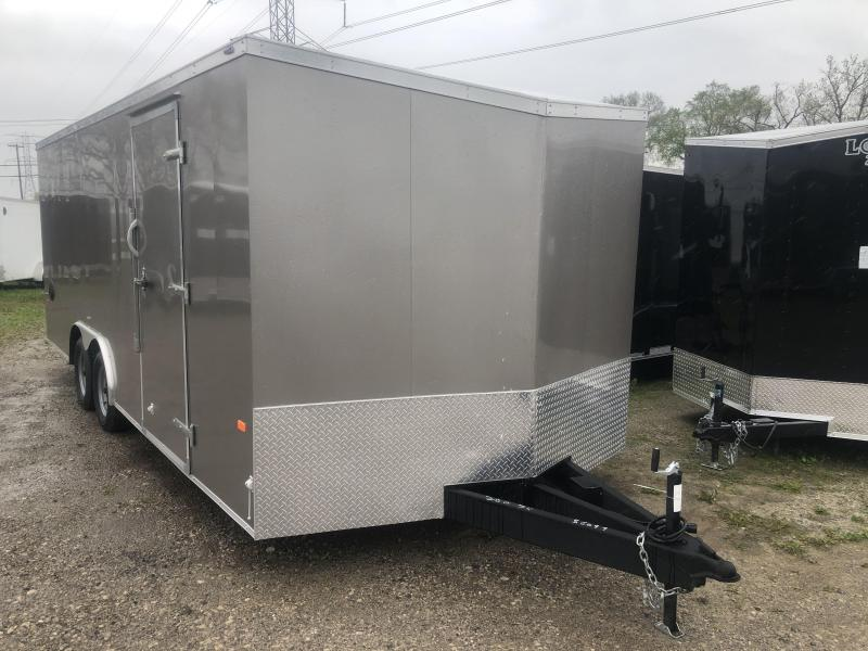 2020 American Hauler Night Hawk Enclosed Cargo Trailer