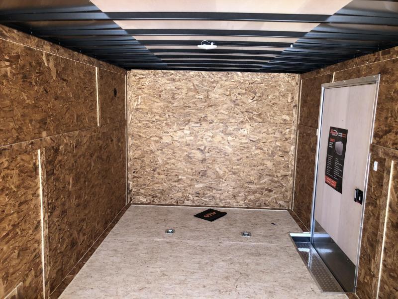 2021 Formula 8.5 x 20 10K Enclosed Cargo Trailer