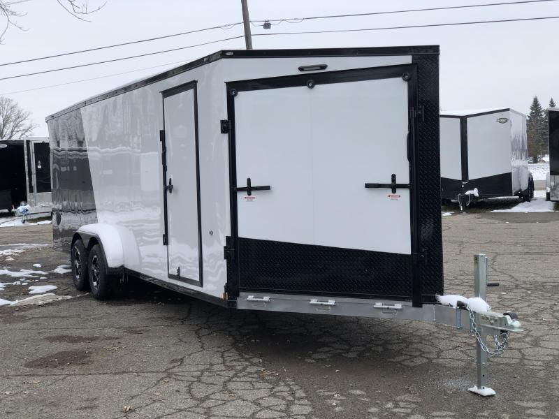 2020 Formula Trailers 7 x 29 All Aluminum Snowmobile Trailer