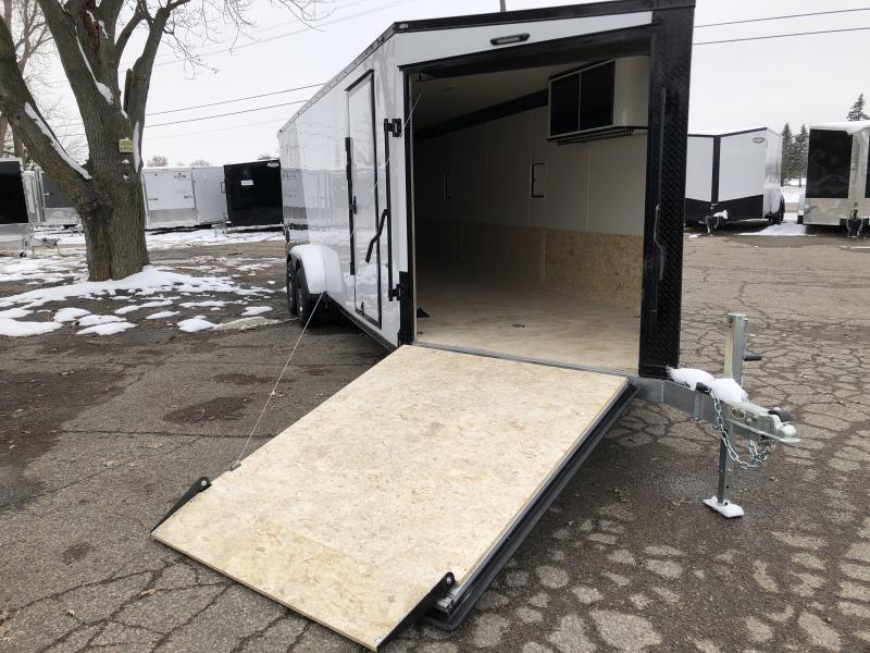 2020 Formula Trailers 7 x 29 All Aluminum Snowmobile Trailer