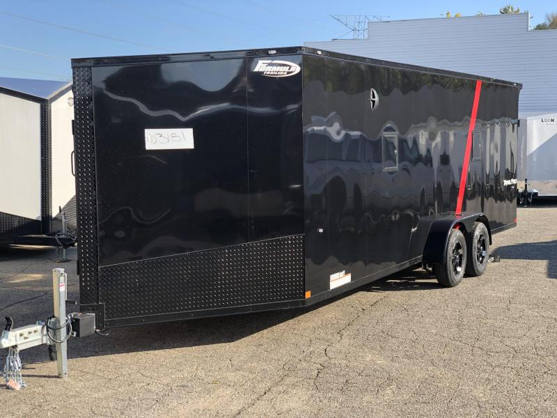 2020 Formula 7 x 27 All Aluminum Snowmobile Black Out Snowmobile Trailer