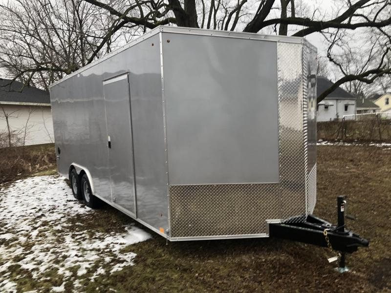2021 Look Trailers 8.5 x 20 Element 10k Enclosed Cargo Trailer