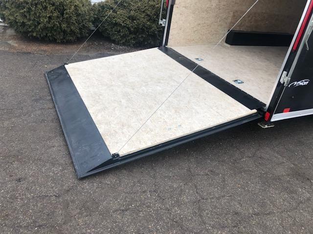 HEAVY DUTY 20ft Specialty Landscaping Trailer -- PROFESSIONAL GRADE!