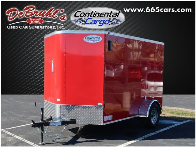 2020 Continental Cargo CC610SA