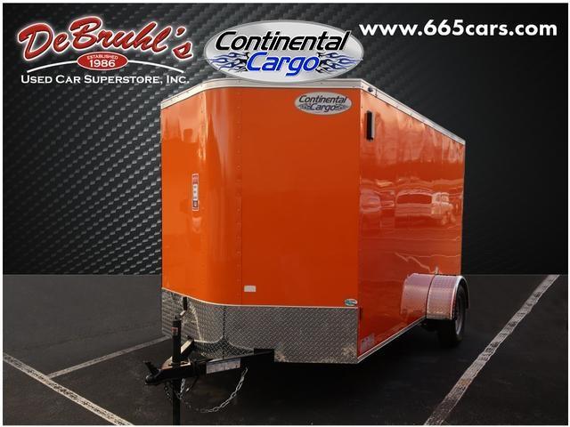 2020 Continental Cargo CC6X12SA Trailer