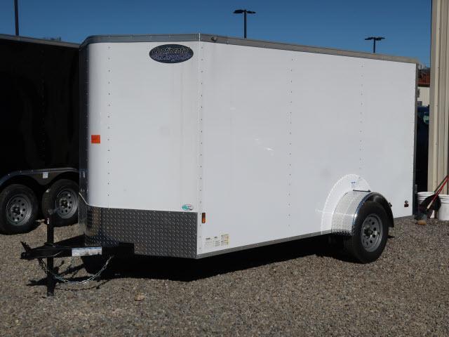 2020 Continental Cargo CCLE6X12SA Enclosed Cargo Trailer