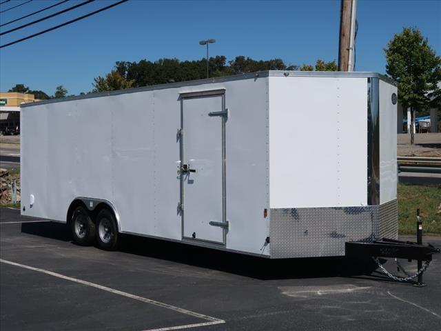 2020 Continental Cargo 8.5X24 TA Enclosed Cargo Trailer