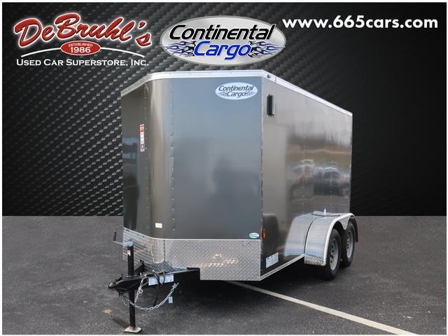 2020 Continental Cargo CC612TA2