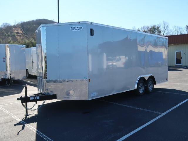 2020 Continental Cargo CC8.5X20TA2 Enclosed Cargo Trailer