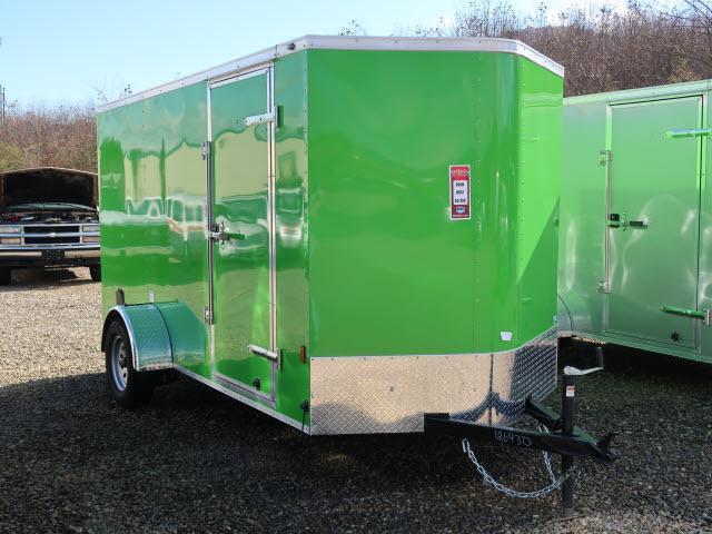 2020 Continental Cargo 6X12 SA Enclosed Cargo Trailer