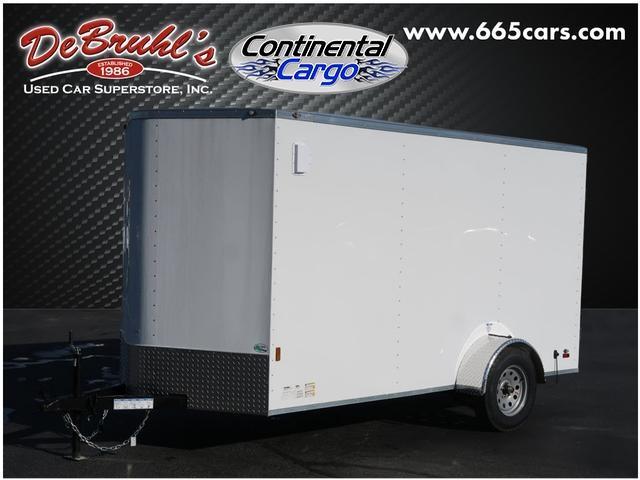 2020 Continental Cargo Cc6x12a