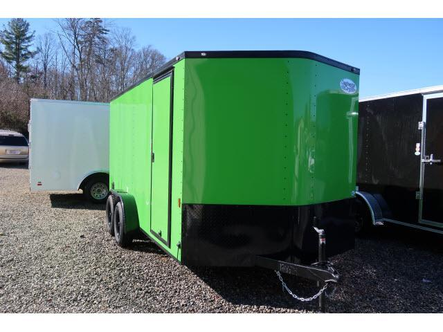 2020 Continental Cargo CC716TA2 Enclosed Cargo Trailer
