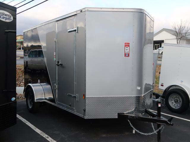 2020 Continental Cargo CC612SA Enclosed Cargo Trailer